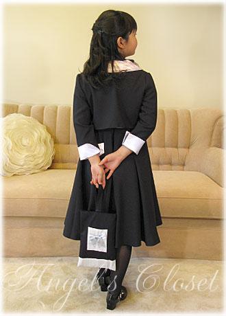 ACオリジナルレッスンバッグ&上履き入れ(2点セット)/子供ドレスのAngel'sCloset