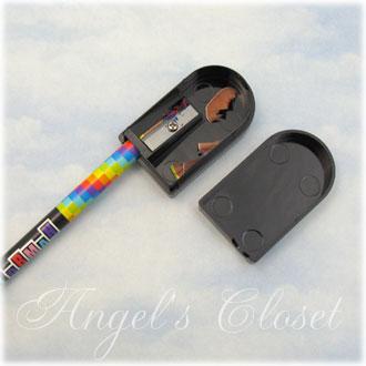 【音楽雑貨】鉛筆削り(鍵盤)/子供ドレスのAngel'sCloset