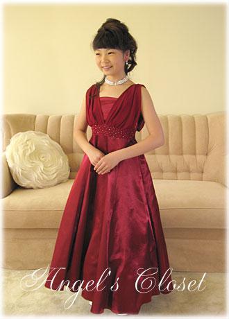 3連パールのエレガントチョーカー(2点セット)/子供ドレスのAngel'sCloset