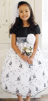 当店人気の子供ドレス