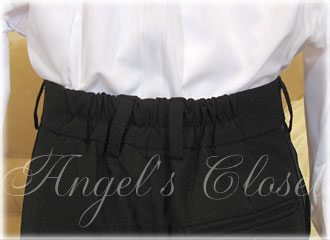 子供ドレスのAngel'sCloset/ベビータキシード5点セット(ベスト付き)CC4003B(60cm〜90cm)