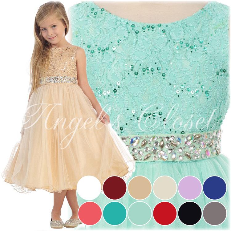 華やかでラグジュアリーなドレス♪/子供ドレスのAngel'sCloset