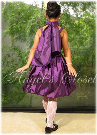 バルーンドレスJK5001/子供ドレスのAngel'sCloset