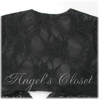 総レースボレロ/子供ドレスのAngel'sCloset