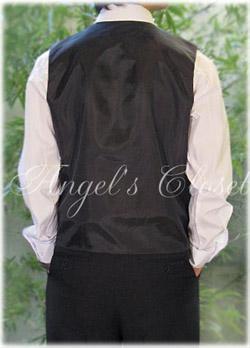 子供スーツ5点セット(M104)/子供ドレスのAngel'sCloset