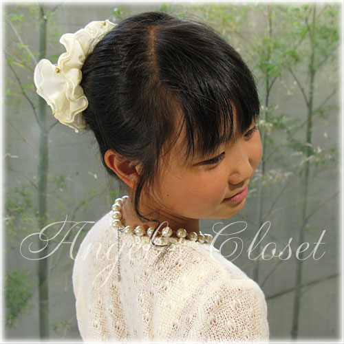 シュシュ(QNH14)/子供ドレスのAngel'sCloset