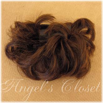 【ウィッグ】キッズシュシュぽんぽんカール/子供ドレスのAngel'sCloset