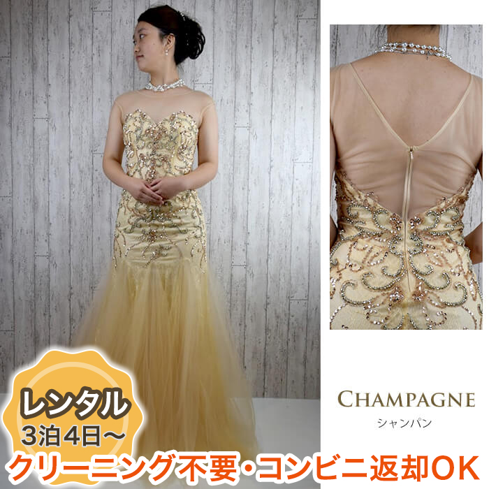 子供ドレス レンタル プリンセスドレス