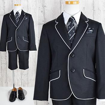 卒園入学式用スーツ